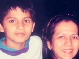 Varun Dhawan's childhood picture with his mother and his attempt at poetry is going to leave you smiling