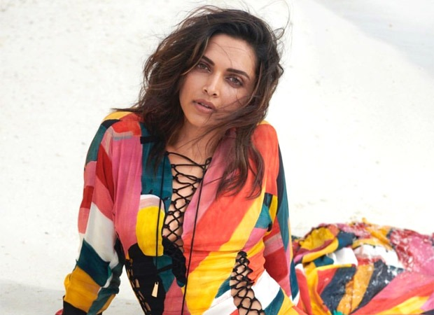 Deepika Padukone experiments with colours in the latest photoshoot for Elle
