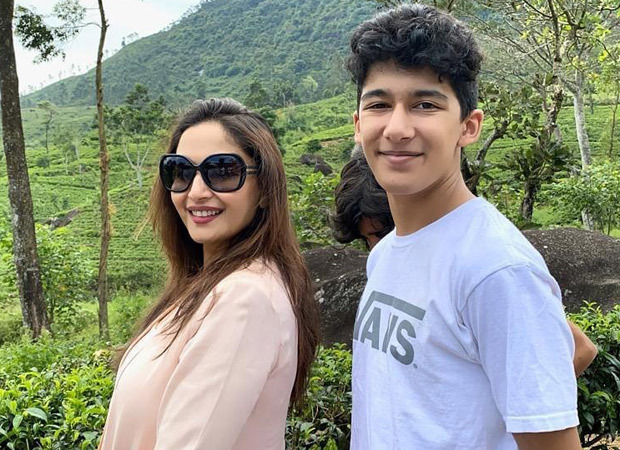 Madhuri Dixit Nene has an adorable message for her elder son Arin on his birthday