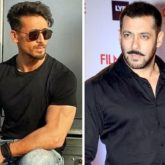 Tiger Shroff says Salman Khan's bracelet will have more Instagram followers than him