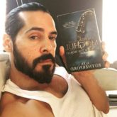 Dino Morea starts reading Alex Rutherford's Empire of the Moghul for an upcoming show