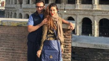 Kareena Kapoor Khan shares a throwback picture from Italy; sends love and prayer to the country