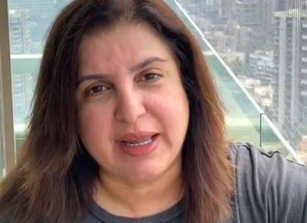 Farah Khan's strong message for celebrities sitting at home is worth seeing