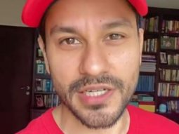 Kunal Kemmu raps in multiple languages to spread awareness about COVID-19
