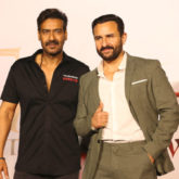 Ajay Devgn gives a sarcastic reply when asked about a feud with Tanhaji co-star Saif Ali Khan