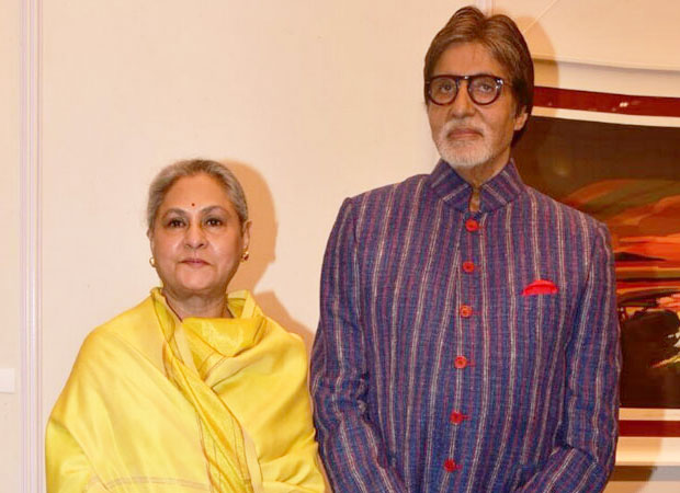 Amitabh Bachchan shares an unseen picture of Jaya Bachchan dressed as Swami Vivekananda