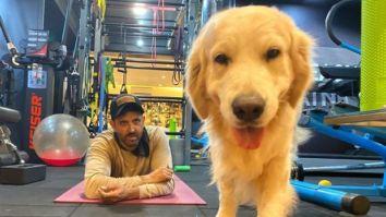 Coronavirus outbreak: Hrithik Roshan's pet dog Zane has an appeal for you