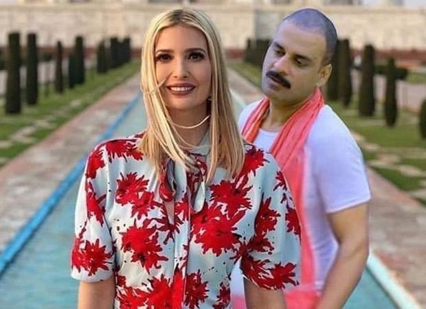 Manoj Bajpayee joins co-star Diljit Dosanjh and Ivanka Trump at the Taj Mahal