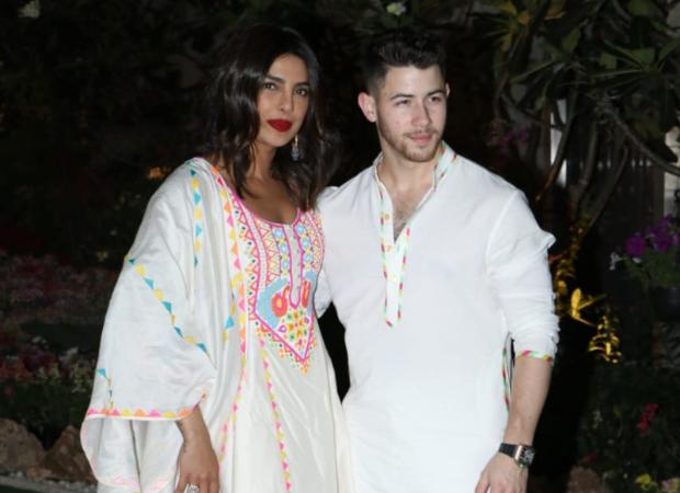 Priyanka Chopra and Nick Jonas arrive in India to celebrate Holi; attend Isha Ambani's party