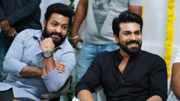 Actors Jr NTR and Ram Charan share a video talking about safety measures to fight COVID-19