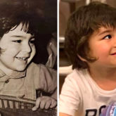 Taimur Ali Khan is a spitting image of father Saif Ali Khan in this throwback photo