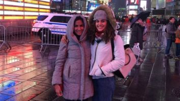 Taapsee Pannu recalls her first trip to New York, shares throwback photo