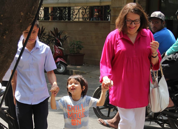 This amusing video of Taimur Ali Khan went viral