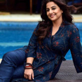 Vidya Balan starts shooting for Sherni in the middle of a forest on World Wildlife Day