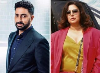 Abhishek Bachchan pulls Farah Khan's leg, asks her to post a workout video