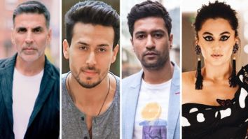 Akshay Kumar, Tiger Shroff, Vicky Kaushal, Taapsee Pannu and others to feature in a motivational song amid Coronavirus pandemic