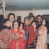 An unseen throwback picture of Arjun Kapoor with Mona Kapoor and Boney Kapoor from Anil Kapoor's birthday bash goes viral