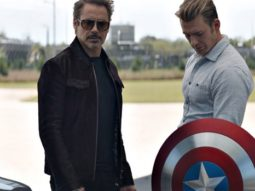 Avengers: Endgame - Russo Brothers share emotional videos of Robert Downey Jr and Chris Evans from their last day