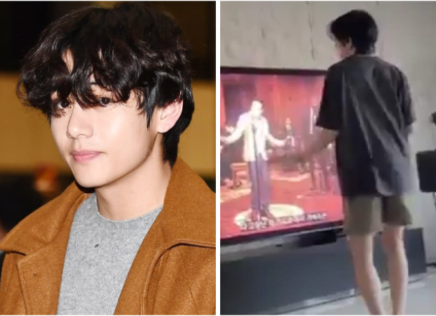 BTS member V indulges in #StayHomeChallenge, grooves to the 50s style cover version of The Chainsmokers and Halsey's 'Closer'