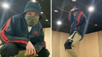 BTS rapper J-Hope showcases slick dance moves as he takes up Drake's 'Toosie Slide' challenge