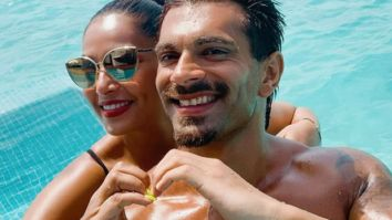 Bipasha Basu makes besan laddoos to mark her fourth wedding anniversary, husband Karan Singh Grover can't stop eating them!