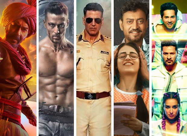 Box Office Report Card: Bollywood loses approx. Rs. 250 crores in the first quarter of 2020 due to Coronavirus