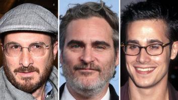 Darren Aronofsky reveals he wanted to cast Joaquin Phoenix in a Batman movie but studio wanted Freddie Prinze Jr