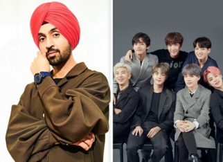 Diljit Dosanjh says he is a fan of South Korean band BTS and enjoys their live concerts