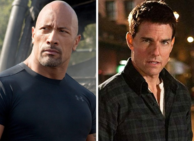 Dwayne Johnson says he lost the role of Jack Reacher to Tom Cruise