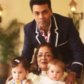 After being ruthlessly trolled by twins Yash and Roohi, Karan Johar 'gets back' in style