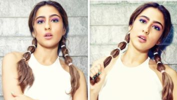 GET THE LOOK: Sara Ali Khan's unicorn eyes makeup this summer is hotter than the temperature