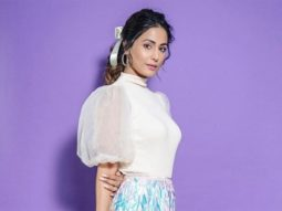 Hina Khan shares how she sanitizes her groceries amid the Coronavirus outbreak