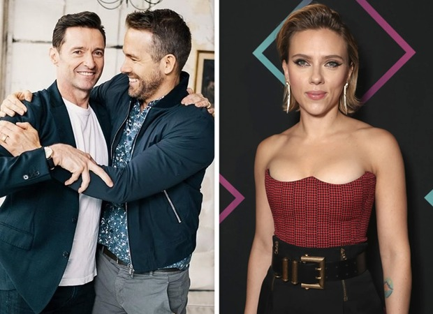 Hugh Jackman reveals his famous feud with Ryan Reynolds began because of Scarlett Johansson thumbnail
