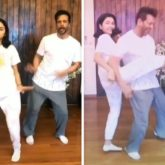 Jaaved Jaaferi and daughter Alavia Jaaferi are the new 'Boogie Woogie' dance duo on TikTok and we love it