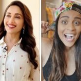 Madhuri Dixit's response to Lilly Singh for calling her the queen is every fan's dream come true!