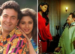 Madhuri Dixit and Kajol reminisce about sharing screen space with late Rishi Kapoor