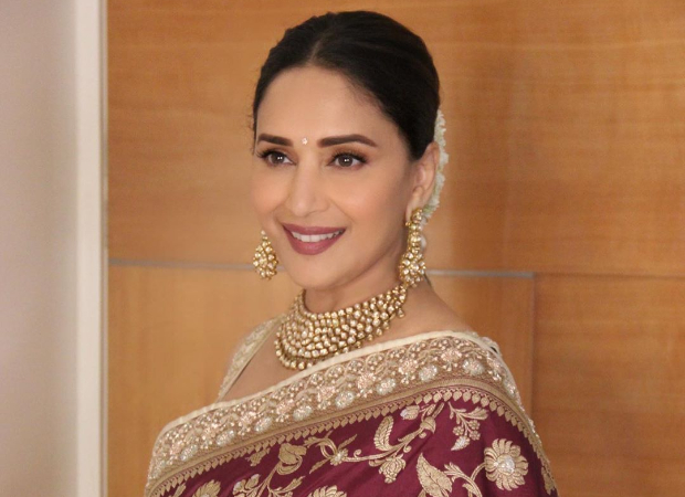 Madhuri Dixit requests people to plant more trees on World Earth Day
