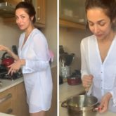Malaika Arora makes Kerala delicacy amid self-quarantine period