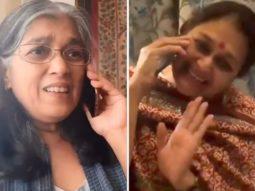Maya Sarabhai receives a call from Hansa and it's an epic crossover between Khichdi and Sarabhai vs Sarabhai