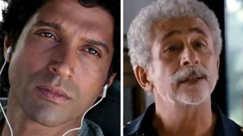 Off The Record: Farhan Akhtar breaks down Zindagi Na Milegi Dobara's scene when he meets Naseeruddin Shah for the first time