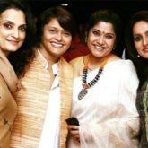 Pallavi Joshi, Renuka Shahane, Durga Jasraj and Rajeshwari Sachdeva to reunite through Antakshari