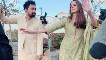 Rannvijay Singha convinces wife Prianka Singha to dance with him in TikTok videos amid the lockdown