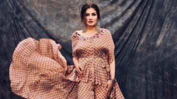 Raveena Tandon takes the Oh Na Na Na challenge on Tiktok with her daughter Rasha