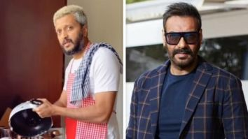 Riteish Deshmukh washes utensils as he shares hilarious TikTok video on Ajay Devgn's birthday