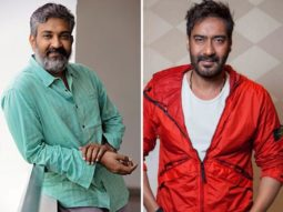 SS Rajamouli on signing Ajay Devgn for RRR