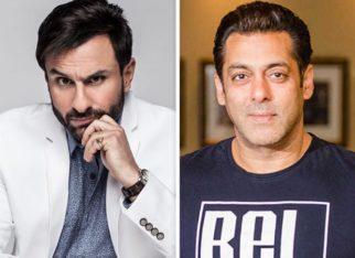 Saif Ali Khan says Salman Khan was a superstar right from his first shot