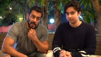 "Salman Khan shares a video with nephew Nirvan, says ""I've not seen my father in three weeks"""