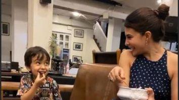 Salman Khan's nephew Ahil Sharma is 'lovestruck' by Jacqueline Fernandez