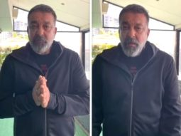 Sanjay Dutt shares workout video amid self-quarantine period