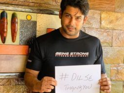 Sidharth Shukla joins hands with Akshay Kumar for his Dil Se Thank You campaign
